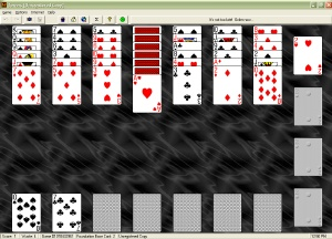 Towers in FreeCell Wizard